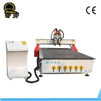 2014 hot vacuum table machine automatic tool changer router for wood furniture with low price
