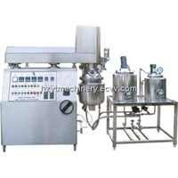 20L Small-Sized Vacuum Emulsification Mixer