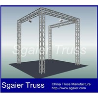 20*10feet fair booth trade show booth aluminum truss Trade Show Display Booth
