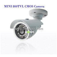 20m IR Waterproof Mini Bullet Camera/CMOS Camera/CCTV Camera