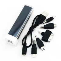 2200mah Lipstick Power Bank for iPhone