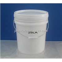 25 L Plastic Pail Supplier,Chemical Barrel