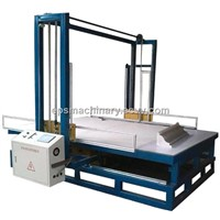 2D eps block cutting machine