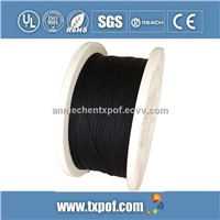 2.2mm PMMA plastic optical fiber cable