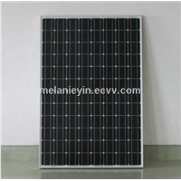 China factory 300W monocrystalline solar panel with grade A125*125 72pcs cell,hot sells solar module