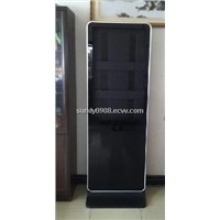 32 inch floor standing advertising player