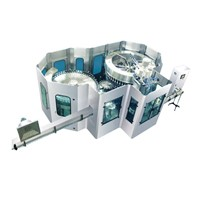36000 Bottles per hour Water Filling Machine JR80-80-18