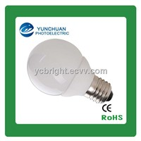360 degree E27 3W Ceramic LED Bulb Lighting