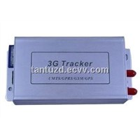 3G GPS Tracker Track Vehicles by Internet Plateform and 3G Phone