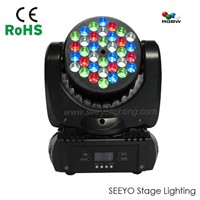 3W36pcsRGBW moving head in LED stage lights