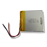 3.7V 10ah Cordless Cleaner Robots Lithium Polymer Battery Pack