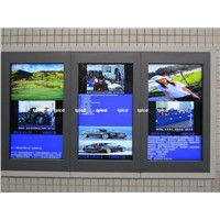 46 inch outdoor lcd display sun readable lcd