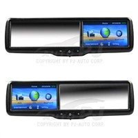 "4.3"" All-in-One Car GPS/DVR Navigation Mirror Monitor (GDM-4389)"