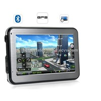 4.3 inch GPS navigation without bluetooth 4G load igo or Navitel map