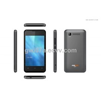 "4"" Smart phone , 3G ,Android OS, cell phone GSM/WCDMA"