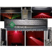 500mw / 638nm*10 red laser show system stage lighting