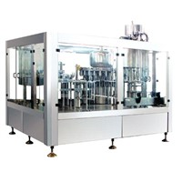 6000 bottles per  hour Water Filling  Machine JR16-16-5