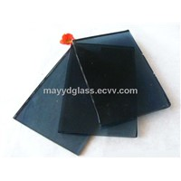 6mm high quality low iron float low-e tempered glass