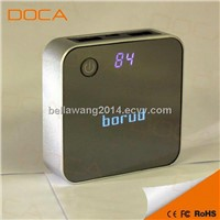 8400mAh Double USB Extra Power Bank for iPad iPhone Cell Phone (DOCA-D525)