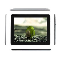 9.7 inch Capacitive Multi Touch Panel MTK8389 Quad core Cotex A7 Tablet PC AM980