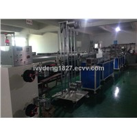 ABS/PLA filament extrusion machine