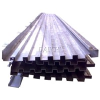 Aluminum Corrugated Cladding