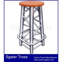 Aluminum bar chair Modern Bar Chair