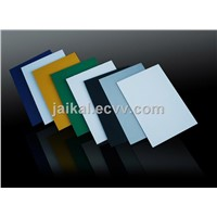 Anti-bacteria aluminum composite panel