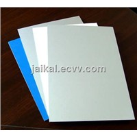 Anti-static aluminum composite panel