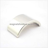 Arc Magnet for Wind Motor with N52sh SGS ISO9001 RoHS Reach