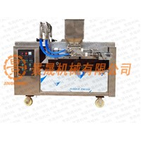 Automatic filling layer cake machine