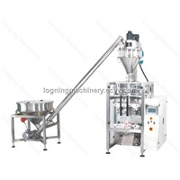 Automatic vertical powder filling packaging machine