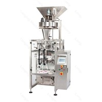 Automatic volumetric filling packaging machine