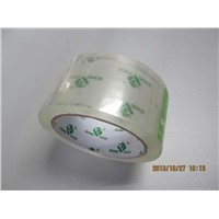 BOPP super clear packing adhesive tape