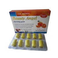 Beauty Angel Chewing Gum Sex Enhancement for Women, Super Lover Chewing Gum Sex Power for Man