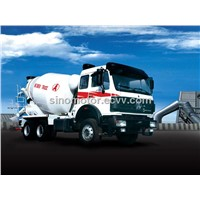 Beiben Cement Mixer Truck / North Benz Truck