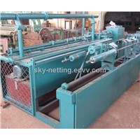 Best Price Fully Automatic Chain Link Fence Machine Diamond Wire Mesh Machine