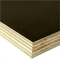 Black/Brownfilm Faced Waterproof Shutter Concrete Form Plywood