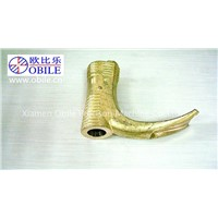 Brass casting bathroom faucet accessories
