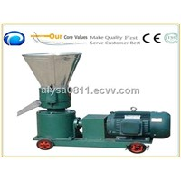 CE Approved Pellet Machine Line and Wood Sawdust Pellet Machine