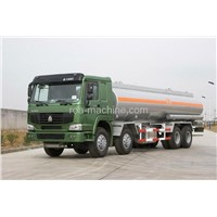 HOT SALE  CHINA SINOTRUK30M3 HOWO OIL/FUEL TANK TRUCK