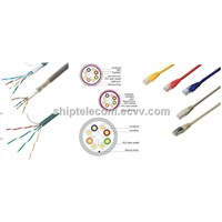 Cat5E Twisted Pair Cable