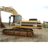 used Caterpillar 330B excavator