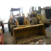 used Caterpillar 436 backhoe wheel loader