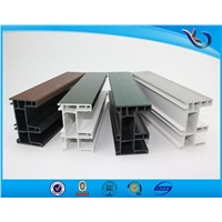 China UPVC/PVC window-door making colored profile windows and doors