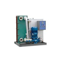 Circulation Soft Water Cooling System ( air-water cooler)