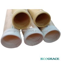 Coal Fired Boiler Biomass Furnace Industrial Filter Bags PPS Ryton Filter Bags