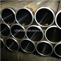 Cold Drawing Round Hydraulic Cylinder Pipe / E355 DIN2391 ST52 Precision Seamless Steel Tube