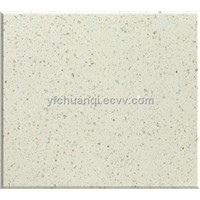 Compound stone slabs for vanity tops