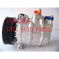 Compressor Denso 7SBU16C 7SB16C 9PK for MB Mercedes Actros Axor Trucks 5412301211 A5412300211
